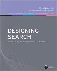 Книга Designing search